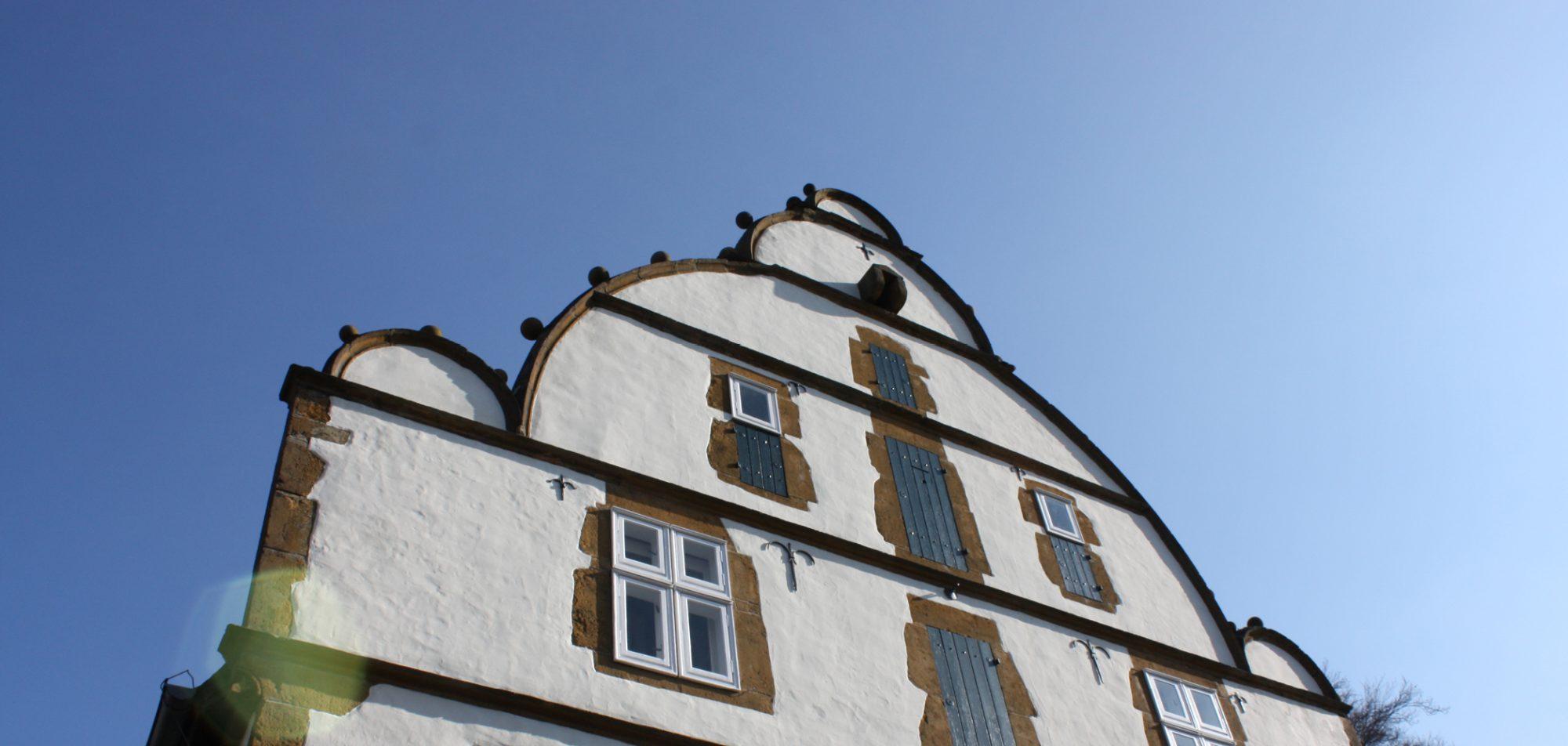 Spiegelshof Fassade