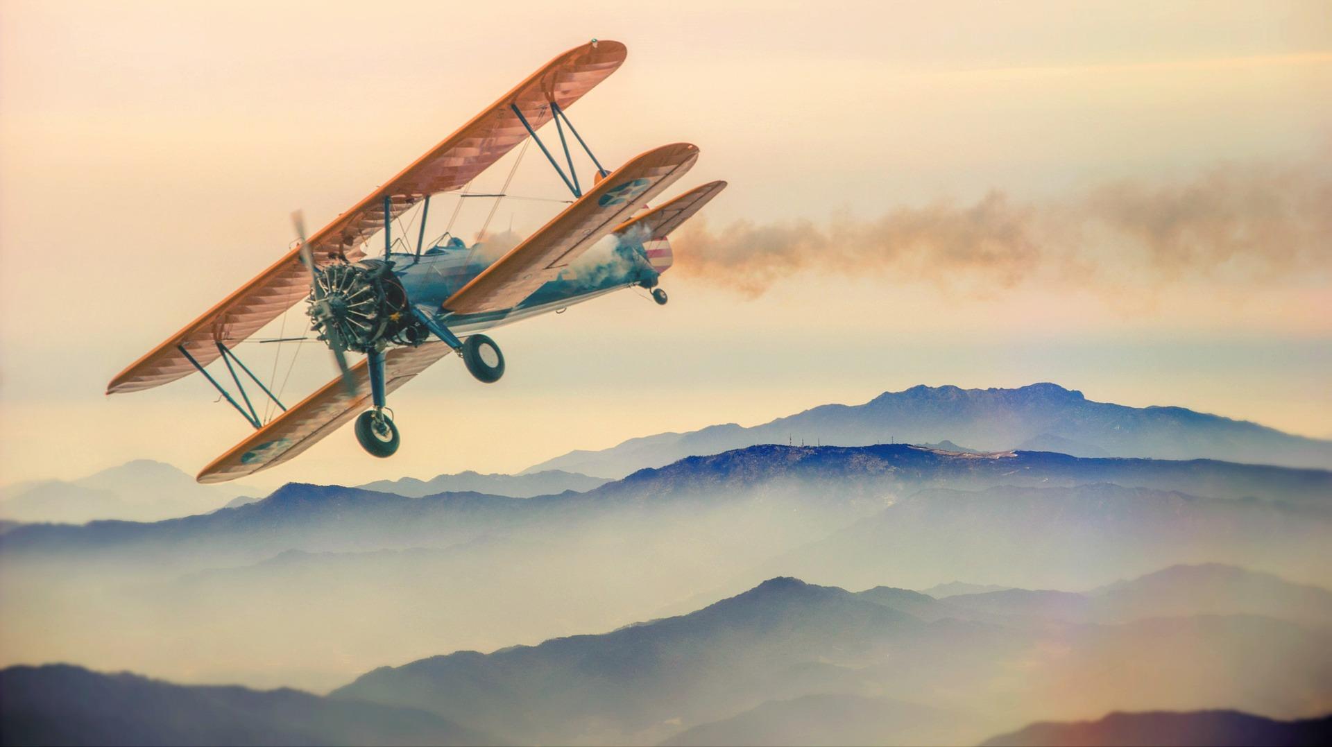 Traum vom Fliegen